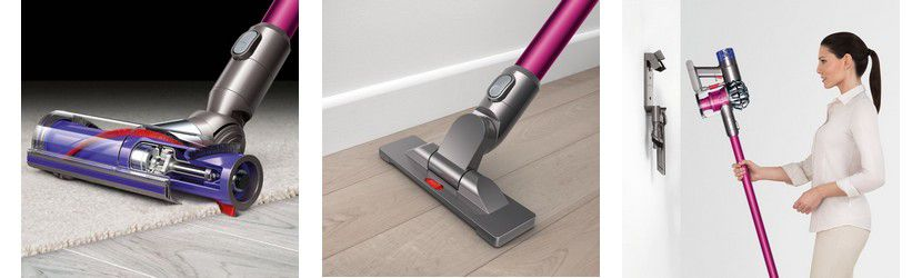 aspirateur balai aspirateur balai dyson v6 absolute chez boulanger. Black Bedroom Furniture Sets. Home Design Ideas