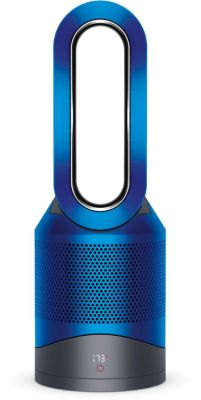 dyson pure hot cool link blue purificateur d 39 air boulanger. Black Bedroom Furniture Sets. Home Design Ideas