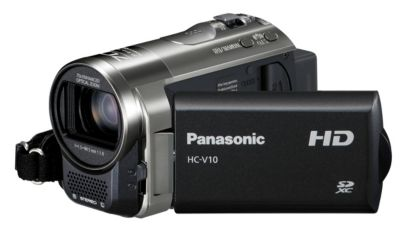 Camescope PANASONIC HC-V10 noir