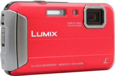 APN PANASONIC DMC-FT25 rouge