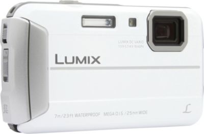 APN PANASONIC DMC-FT25 blanc
