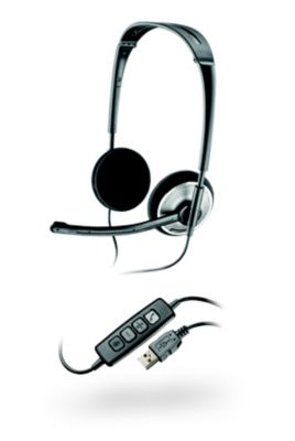 Casque micro PLANTRONICS AUDIO 478
