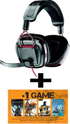 Casque micro PLANTRONICS Gamecom 780 + 1