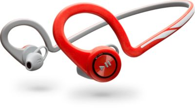 Casque intra PLANTRONICS Backbeat Fit Rouge