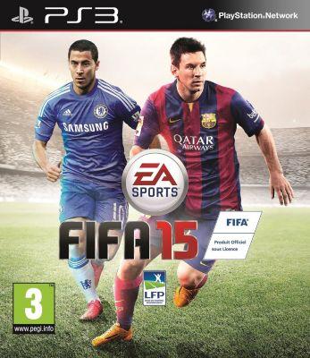 Jeu Ps3 Electronic Arts Fifa 15