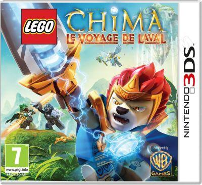 Jeu 3DS WARNER Lego Chima