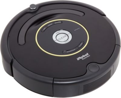 irobot roomba 650 aspirateur robot boulanger. Black Bedroom Furniture Sets. Home Design Ideas