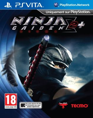 Jeu PS VITA KOCH MEDIA Ninja Gaiden Sigm