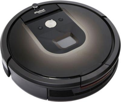 irobot roomba 980 aspirateur robot boulanger. Black Bedroom Furniture Sets. Home Design Ideas