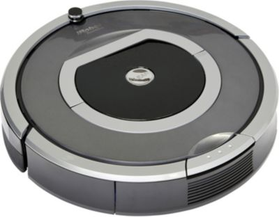 irobot roomba 782 aspirateur robot boulanger. Black Bedroom Furniture Sets. Home Design Ideas