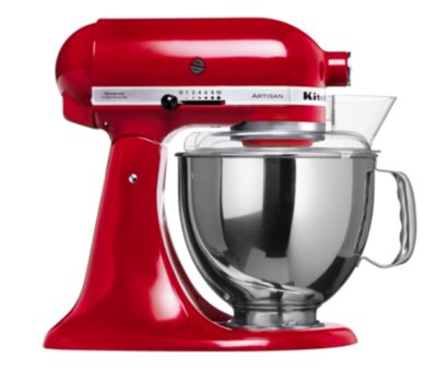 Kitchenaid Artisan 5KSM150PSEER Robot menager rouge