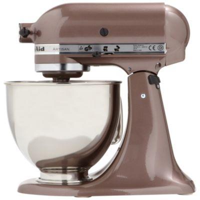 kitchenaid 5ksm150ps eap macadamia artisan robot p tissier boulanger. Black Bedroom Furniture Sets. Home Design Ideas