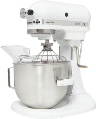 Robot pâtissier Kitchenaid 5KPM5EWH HEAVY DUTY BLANC