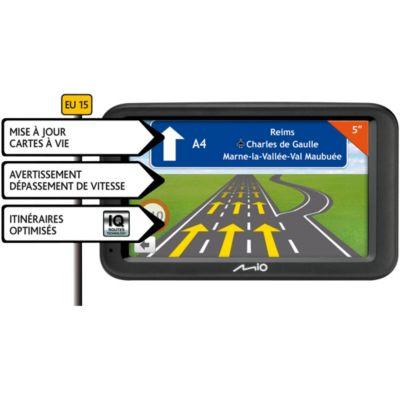 GPS MIO M613 Europe23+MAJcarte à vie