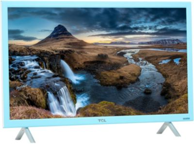 Tv Led Tcl H24e4433 100hz Bleu