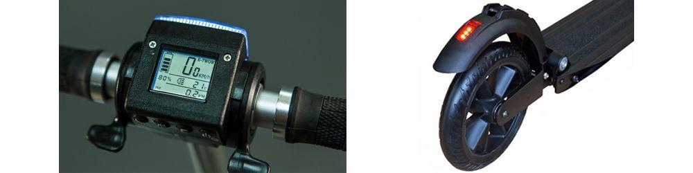 Trotinette électrique pas chere E-Twow