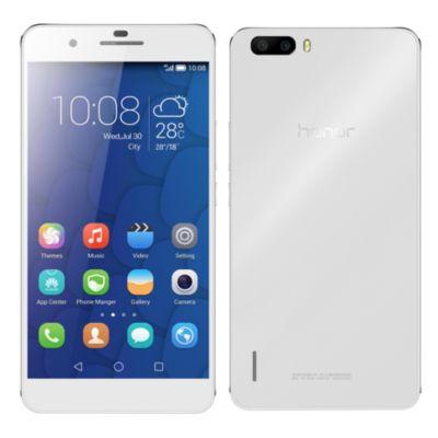 Huawei Honor 6 plus 32Go Dual SIM 4G LTE Désimlocké – Blanc
