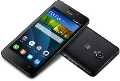 Smartphone HUAWEI Ascend Y635 Dual Sim noir