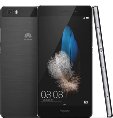Huawei P8lite – noir – 4G LTE – 16 Go – GSM – Android smartphone
