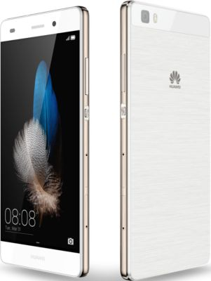 Huawei P8lite – blanc – 4G LTE – 16 Go – GSM – téléphone intelligent Android