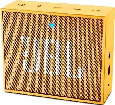 Enceinte Bluetooth JBL Go jaune