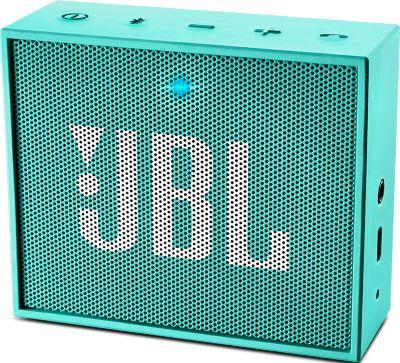 Enceinte Bluetooth JBL Go turquoise