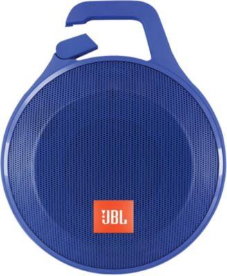 Enceinte nomade JBL Clip Plus bleu