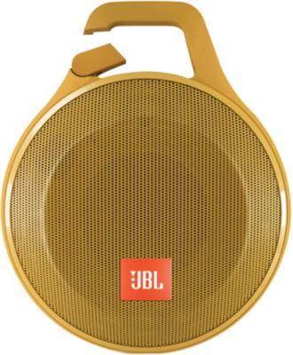 Enceinte nomade JBL Clip Plus jaune