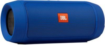 Enceinte Bluetooth JBL Charge 2 Plus bleu