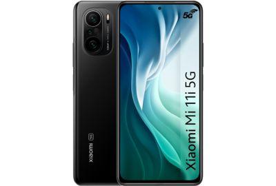 Smartphone XIAOMI Mi 11i Noir 5G