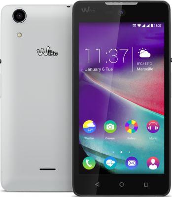 Smartphone Wiko Rainbow Lite 4g Blanc