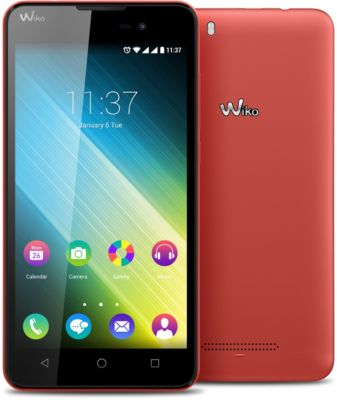 Smartphone Wiko Lenny 2 Corail