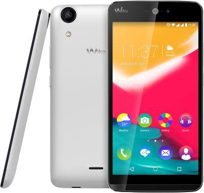 Smartphone Wiko Rainbow Jam 4g Blanc