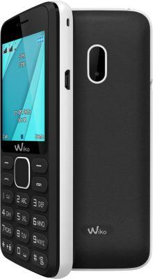 Téléphone Portable Wiko Lubi 4 Noir/blanc Ls