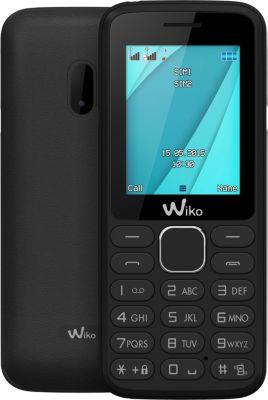 Téléphone Portable Wiko Lubi 4 Noir Ls