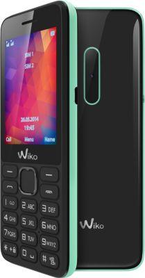 Téléphone Portable Wiko Riff 2 Noir/menthe Ls