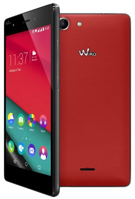 Smartphone Wiko Pulp 4g Rouge Flashy