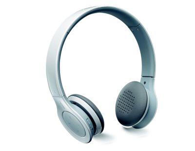 Casque micro RAPOO H8020 Blanc Confort m