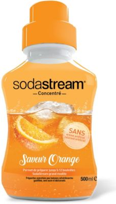 Concentré SODASTREAM ORANGE 500ml