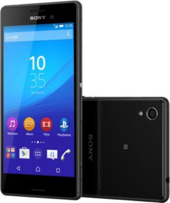 Smartphone Sony Xperia M4 Aqua Noir Dual Sim