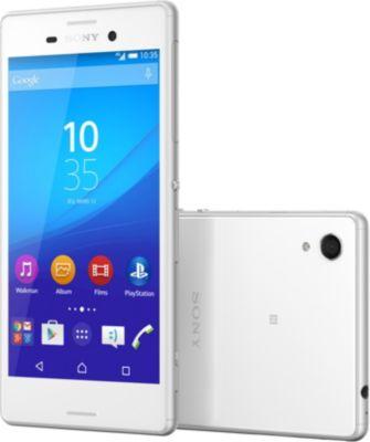 Smartphone Sony Xperia M4 Aqua Blanc Dual Sim