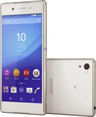 Smartphone Sony Xperia Z3+ Blanc