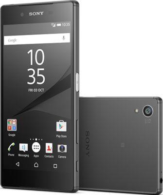 Sony XPERIA Z5 Dual – E6633 – noir – 4G LTE – 32 Go – GSM – téléphone intelligent Android