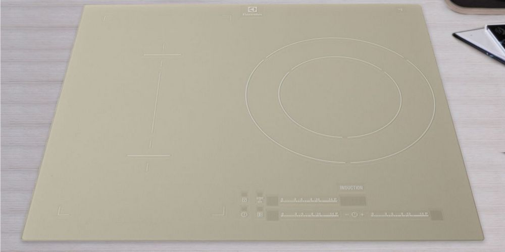 TABLE INDUCTION ELECTROLUX EX E6353IOS