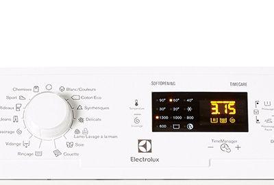 LL Top ELECTROLUX EX EWT 1365EL1
