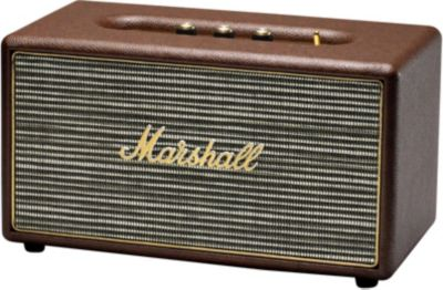 Enceinte Bluetooth MARSHALL STANMORE marron