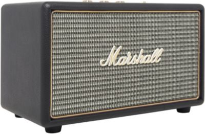 Enceinte Bluetooth Marshall Acton Noir