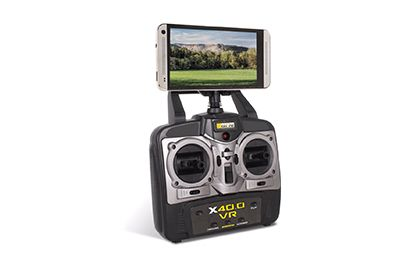 Drones MONDO MOTORS Ultradrone R/C X40.0 VR Mask + C Wi Fi