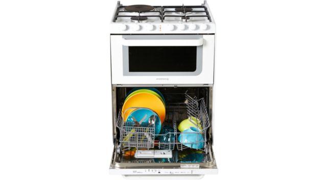 Rosieres trm 60 rb lave vaisselle table de cuisson for Table de cuisson lave vaisselle