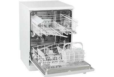 Candy lave vaisselle 60 cm cdp2 d36w 47 vaiselle for Interieur lave vaisselle